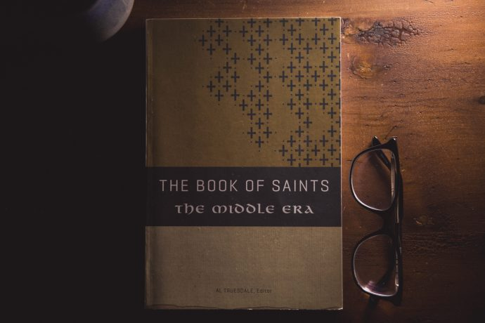 Book of Saints the Middle Era