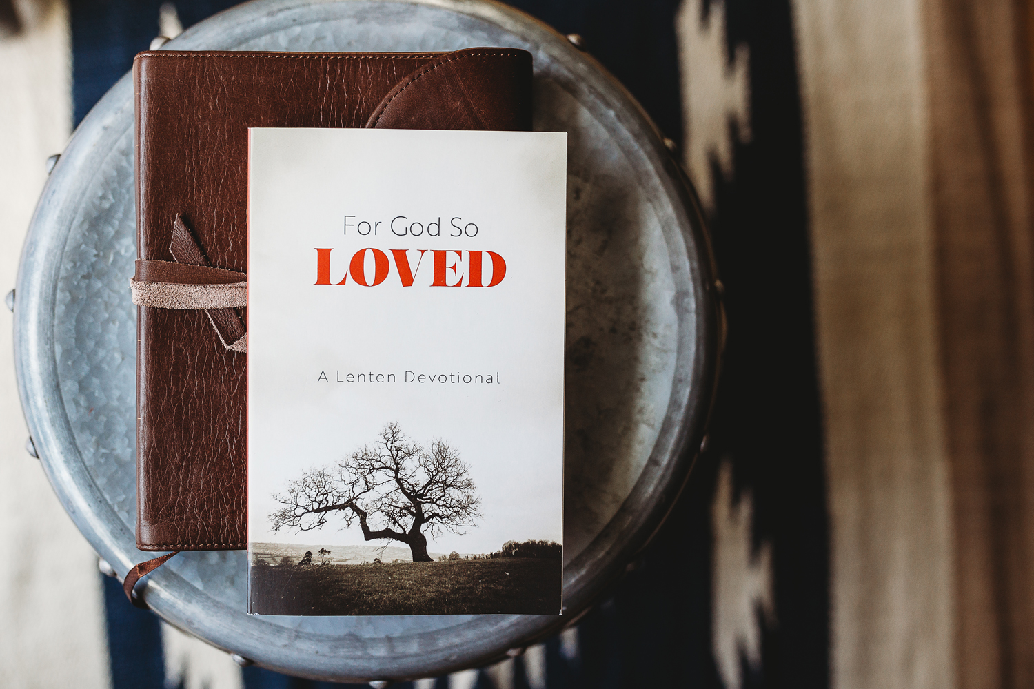 For God So Loved Lenten Reading Plan - The Foundry Community